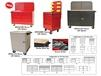 """PANELS FOR 24"""" and 48"""" BASE UNIT MODULAR MOBILE CABINETS"""